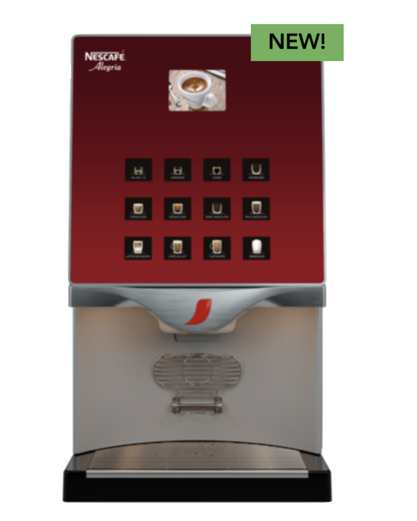 Buy Commercial Coffee Machine | Nescafe, Westomatic, Crane ...