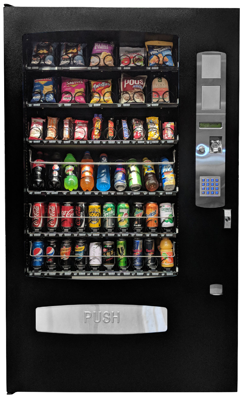 VM5 Snack Machine